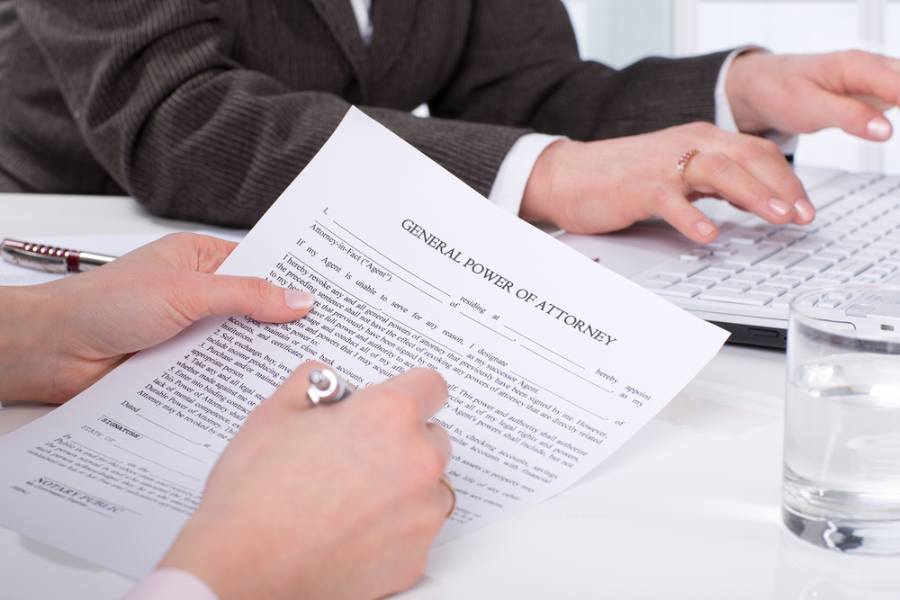 The Importance of Obtaining a Power of Attorney for Your Aging Loved One
