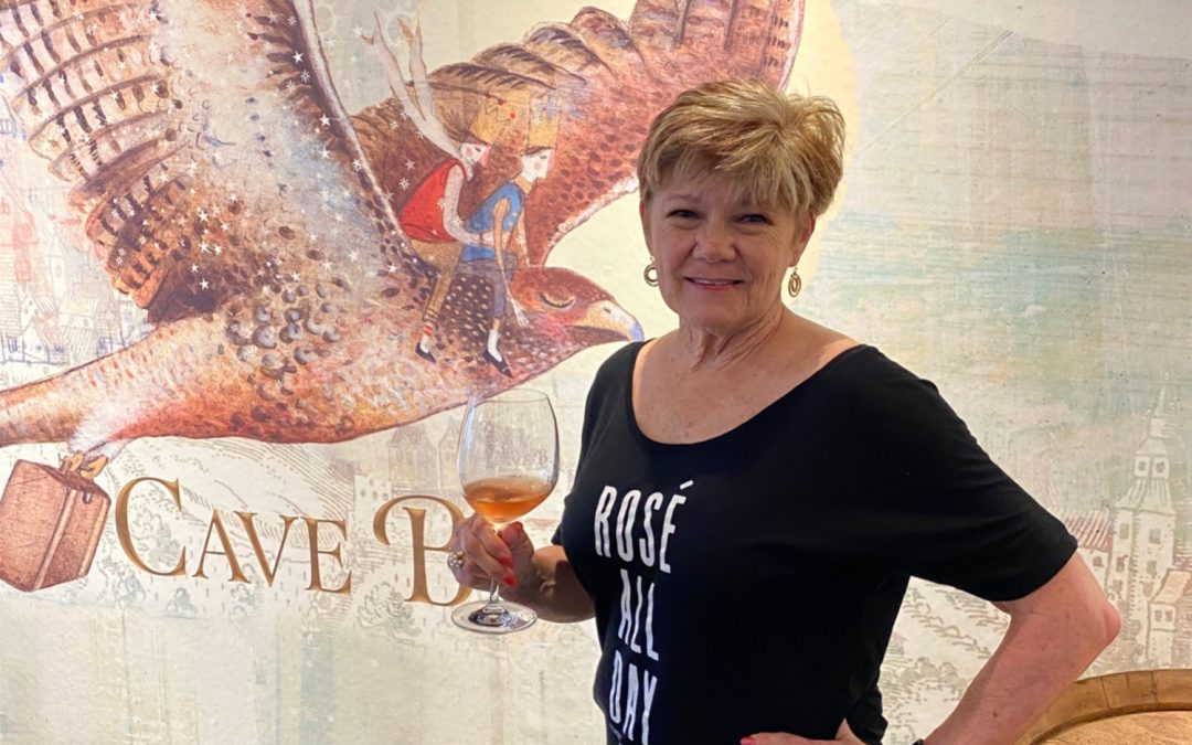 Meet Cave B Estate Winery – a Washington Winery with Wonderful Wines, gorgeous views and an Amazing Story