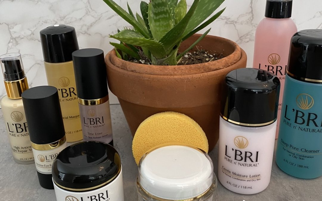 How to Layer Your Serums, Moisturizers and Other Skincare Products! (featuring L'Bri products)